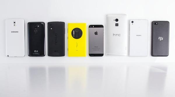 Smartphones-2014
